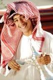 Café árabe real Foto de archivo libre de regalías