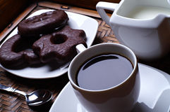 Café 04 Imagem de Stock Royalty Free