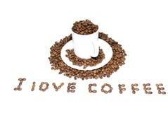 Café Imagem de Stock