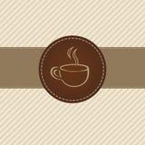 Café stock de ilustración