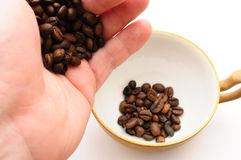 Café 2 Image stock