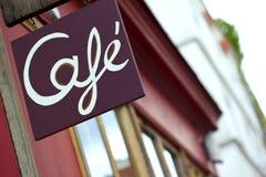 Café Стоковая Фотография