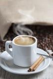 Café. Foto de Stock Royalty Free