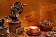 Café Photographie stock libre de droits