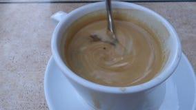 Café video estoque