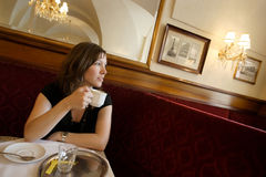 Café Lizenzfreie Stockbilder