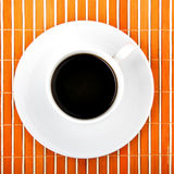 café Photographie stock