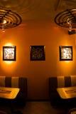 Café acolhedor Imagem de Stock Royalty Free