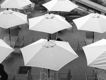 Café al aire libre imagen de archivo