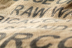 Café Bean Bag Foto de archivo