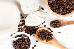 Café Bean Heaps image stock