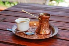 Café bosniano 3 Imagem de Stock