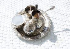 Café bosniano Imagens de Stock