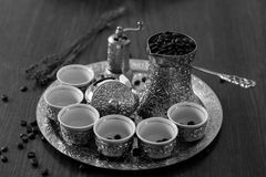 Café bosnien Image stock
