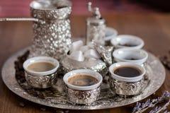 Café bosnien Photos libres de droits