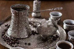 Café bosnien Images stock