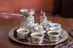 Café bosnien Photographie stock libre de droits