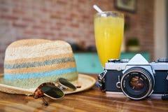 Café, Camera, Classic Royalty Free Stock Photography