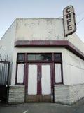 Café cerrado Fotos de archivo libres de regalías