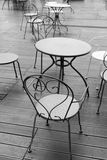 Café Charming Imagem de Stock