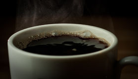 Café chaud Images stock