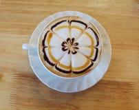 Café chaud Photographie stock