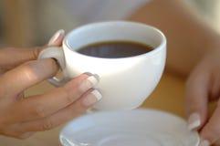 Café clássico Imagem de Stock Royalty Free