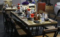 Café clássico Fotos de Stock