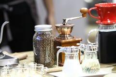 Café clássico Fotografia de Stock Royalty Free