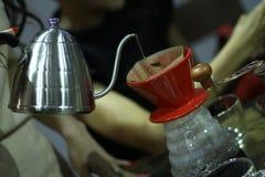 Café clássico do potenciômetro Imagens de Stock Royalty Free