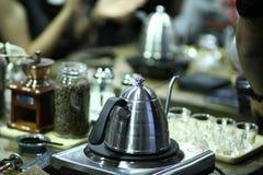 Café clássico do potenciômetro Imagem de Stock Royalty Free