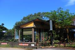 Café colorido Foto de archivo libre de regalías