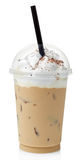 Café congelado fotos de stock royalty free