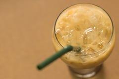Café congelado Imagem de Stock