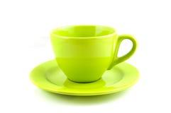 Café-copo verde fotos de stock