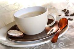 Café Crema Photographie stock libre de droits
