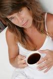 Café cualquier persona Imagenes de archivo