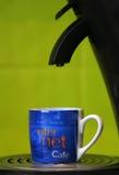 Café cualquier persona Fotografía de archivo