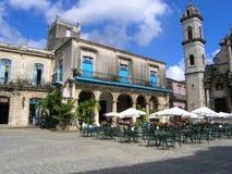 Café, Cuba Imagens de Stock