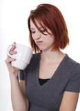 Café décevant photos stock