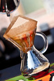 Café d'égouttement Images stock