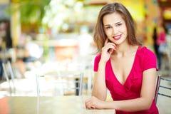 Café d'été Images stock