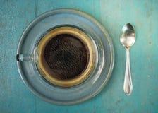 Café d'Americano Photographie stock libre de droits