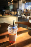 Café d'Americano Photographie stock