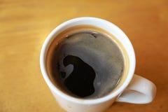 Café d'Americano Photos stock