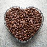 Café d'amour Image libre de droits