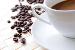 Café d'après-midi Images stock