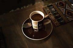 Café d'Espreso Images stock