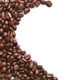 café d'haricots Photographie stock libre de droits