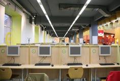 Café d'Internet Images libres de droits